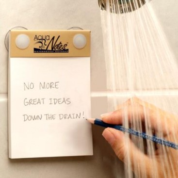 Waterproof Notepad by AquaNotes