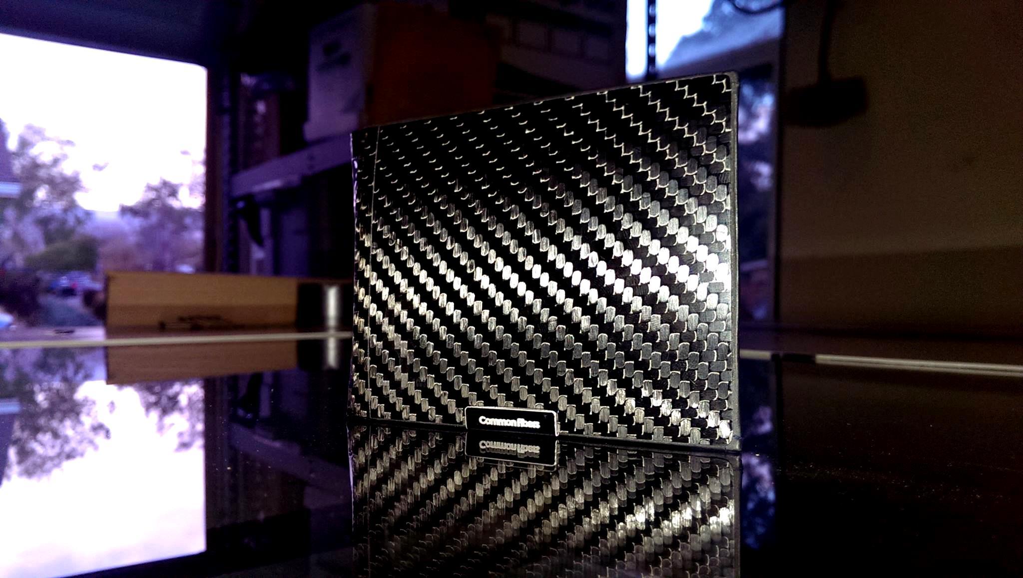 Common Fibers Carbon Fiber Wallet
