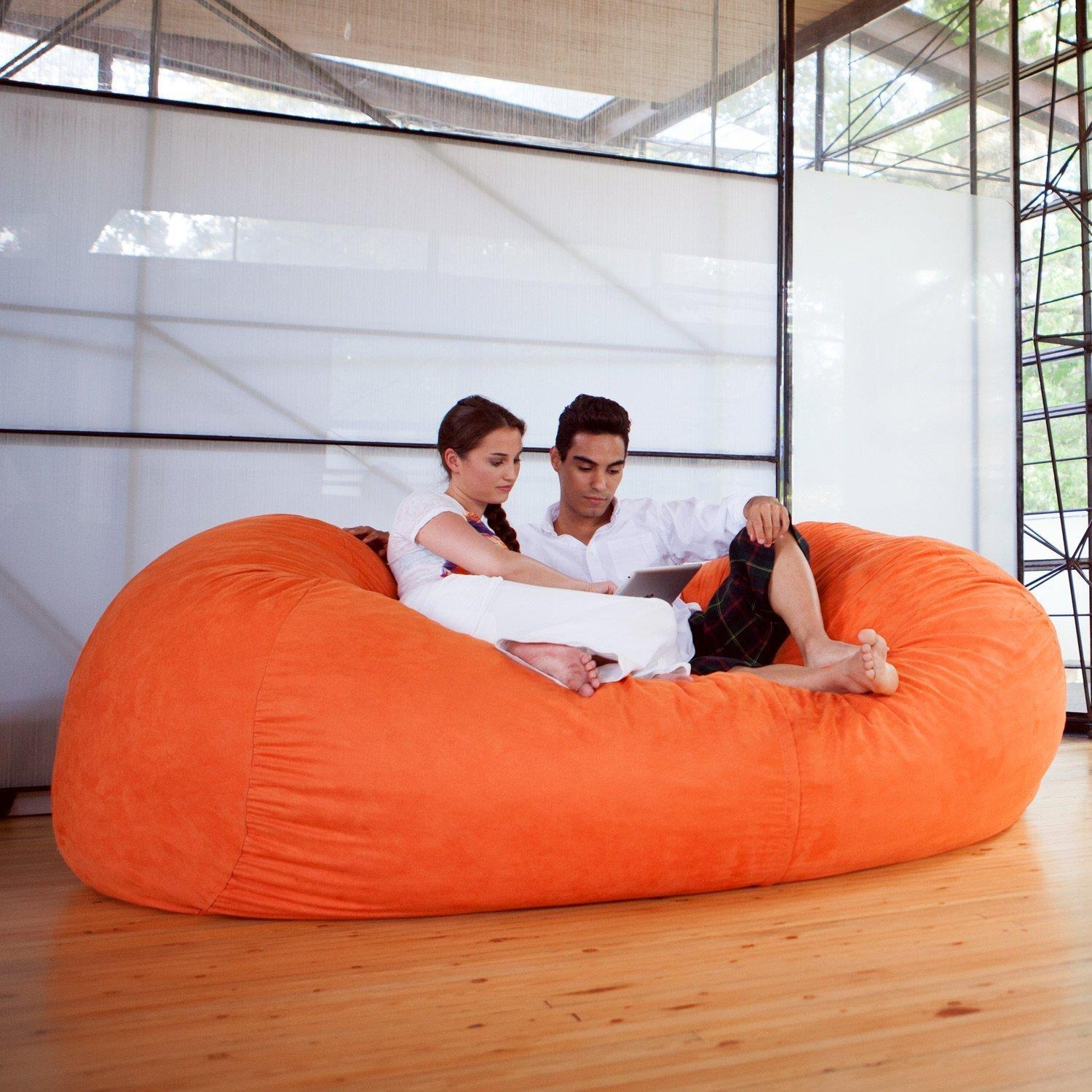 Jaxx Giant 7 ft Bean Bag